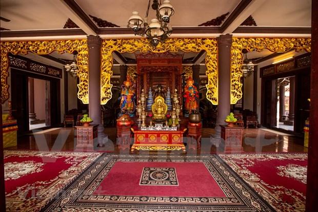 组图:天兴寺——平定省最为壮观的寺庙 hinh anh 21
