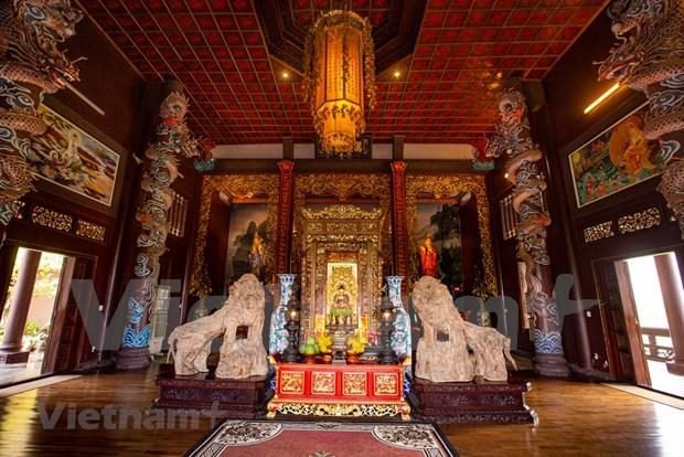 组图:天兴寺——平定省最为壮观的寺庙 hinh anh 24