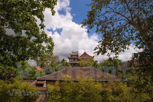 组图:天兴寺——平定省最为壮观的寺庙 hinh anh 3
