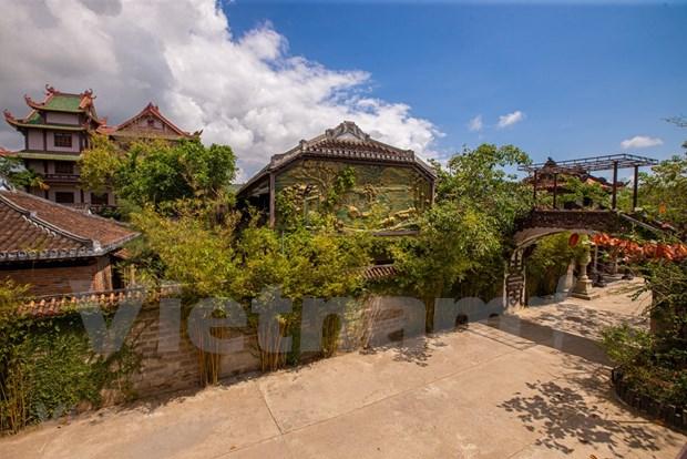 组图:天兴寺——平定省最为壮观的寺庙 hinh anh 4