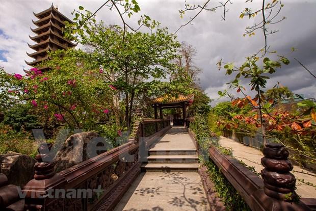 组图:天兴寺——平定省最为壮观的寺庙 hinh anh 5