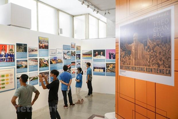 组图:越南特殊摄影展颇受观众的青睐 hinh anh 2