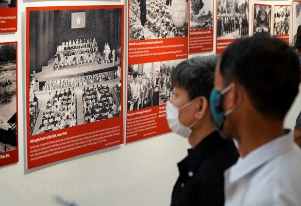 组图:越南特殊摄影展颇受观众的青睐 hinh anh 6