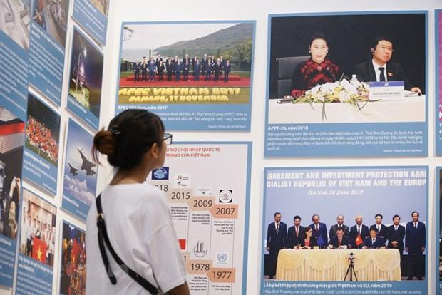 组图:越南特殊摄影展颇受观众的青睐 hinh anh 9