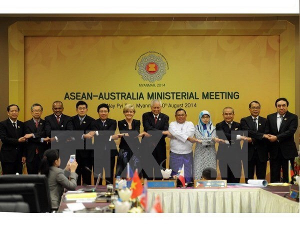 东盟与澳大利亚加强合作打击人口贩卖 hinh anh 1
