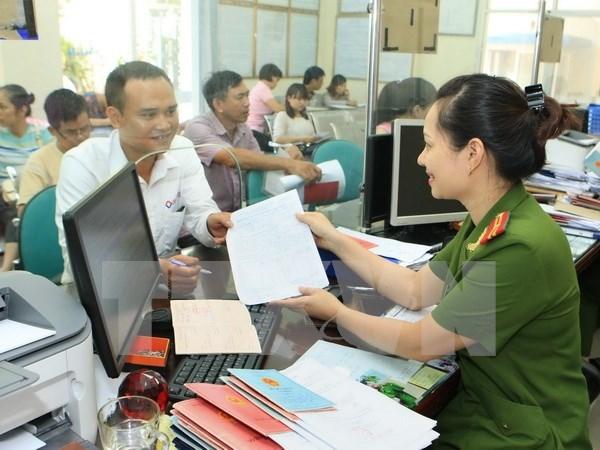越南努力提高人民群众对国家行政机关的满意度 hinh anh 1