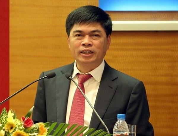 越南海洋商业股份银行前总经理阮春山遭拘留起诉 hinh anh 1