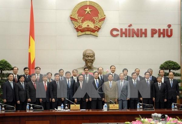 2017年亚太经合组织系列会议筹备委员会亮相 hinh anh 1