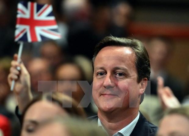 英国首相卡梅伦本月底将对越南进行正式访问 hinh anh 1