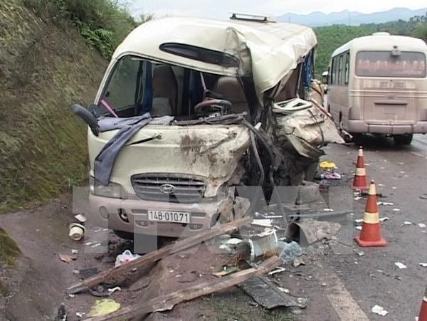 越南7月份因交通事故死亡人数增加 hinh anh 1