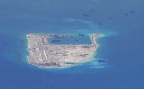 美国呼吁欧盟在东海问题上作出强硬反应 hinh anh 1