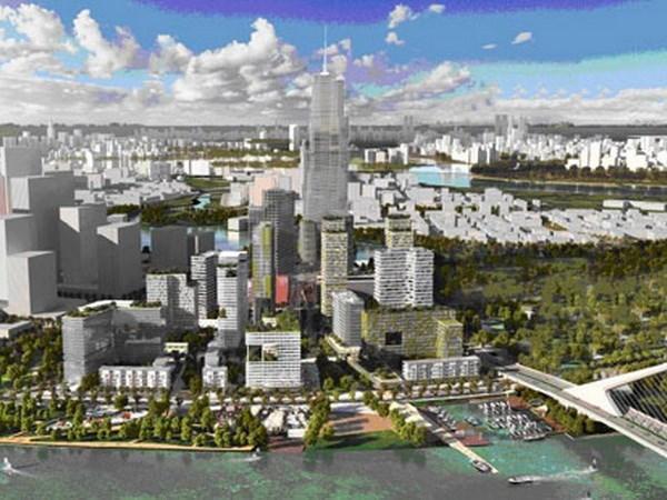 英国企业在胡志明市基础设施发展领域寻找商机 hinh anh 1