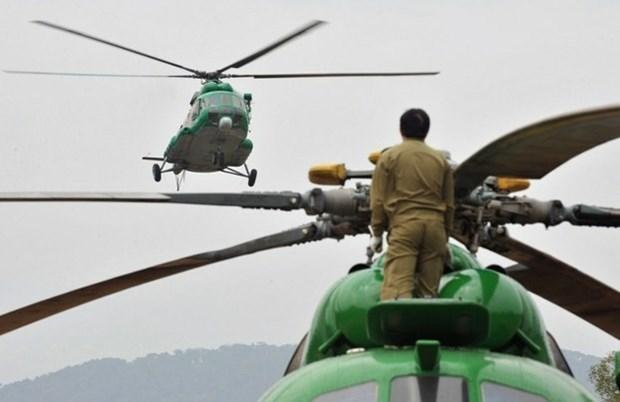 老挝Mi-17型号军机遇难:23名遇难者遗体全部找到 hinh anh 1