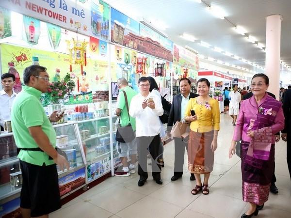 2015年岘港—东西经济走廊投资贸易和旅游国际博览会在岘港开展 hinh anh 1