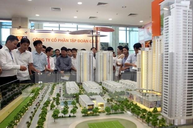 越南举办首届房地产展览会 hinh anh 1