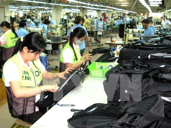 2015年上半年越南对法国的出口额达13.6亿美元 hinh anh 1