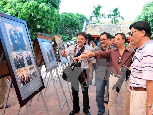 越美建交20周年纪念活动在美国华盛顿举行 hinh anh 1