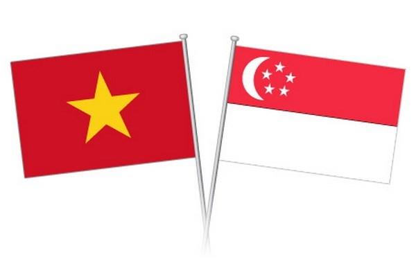 新加坡国庆50周年纪念活动在胡志明市举行 hinh anh 1