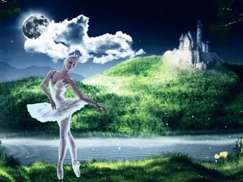 3D芭蕾舞剧《天鹅湖》今晚将亮相河内 hinh anh 1