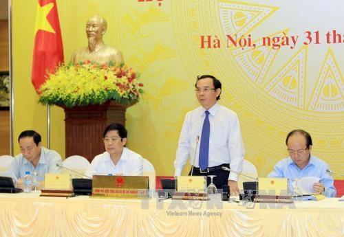 阮文年部长:贯彻落实越南与美国各合作协议 hinh anh 1