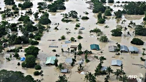 南亚雨季波及多国引发泥石流致上百人死亡 hinh anh 1