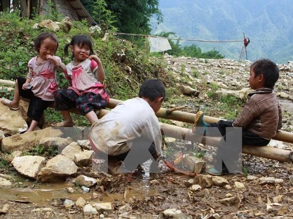 越南53各少数经济社会发展状况调查工作正式启动 hinh anh 1