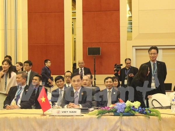 东盟加三高官会议和东亚峰会高官会在吉隆坡召开 hinh anh 1