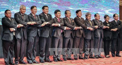 第48届东盟外长会议在吉隆坡开幕 hinh anh 1