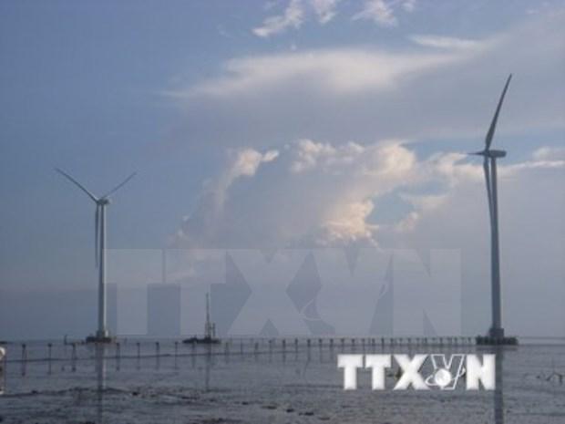 投资总额约35亿美元的风电场项目将在金瓯省拔地而起 hinh anh 1