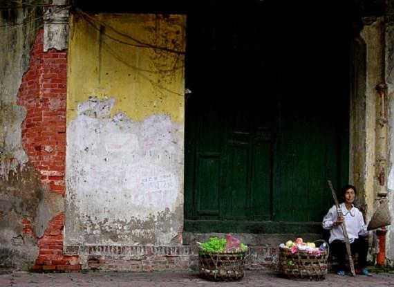 越南河内和那些沿街叫卖小贩 hinh anh 3