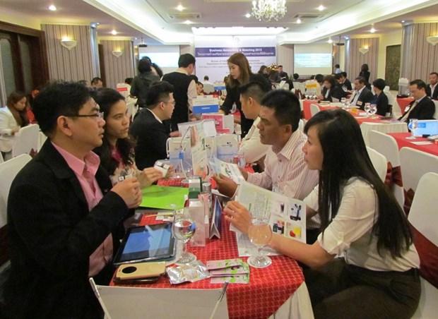泰国企业代表团赴胡志明市寻找合作商机 hinh anh 1