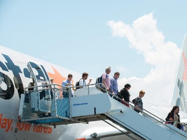 捷星亚洲航空公司开通越南岘港市至新加坡的直达航线 hinh anh 1
