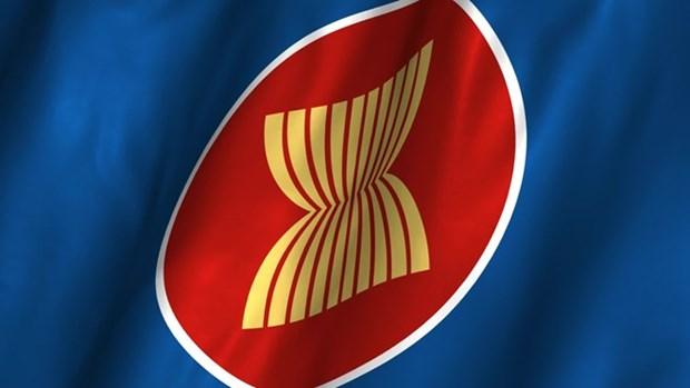 西澳大利亚州举行升旗仪式庆祝东盟日48周年 hinh anh 1