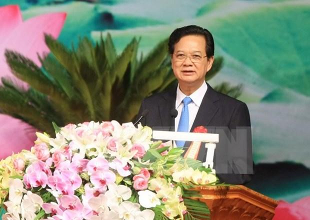 阮晋勇总理:人民公安力量是确保国家安全和社会秩序的骨干力量 hinh anh 1