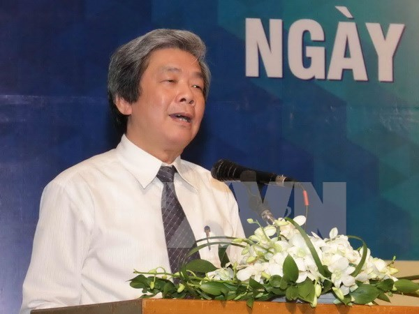 越南新闻工作者协会第十次代表大会今日召开 hinh anh 1