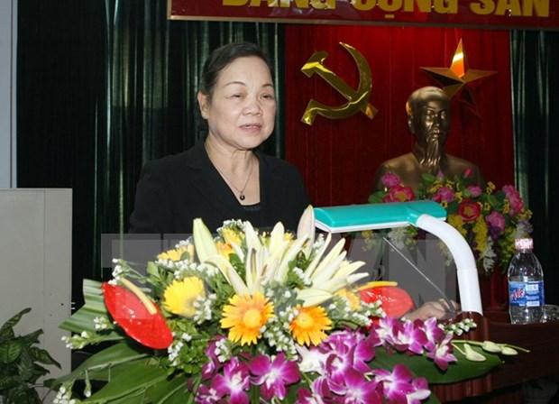 越共中央民运部长:切实做好政治局有关新形势下国外侨务工作的决议 hinh anh 1