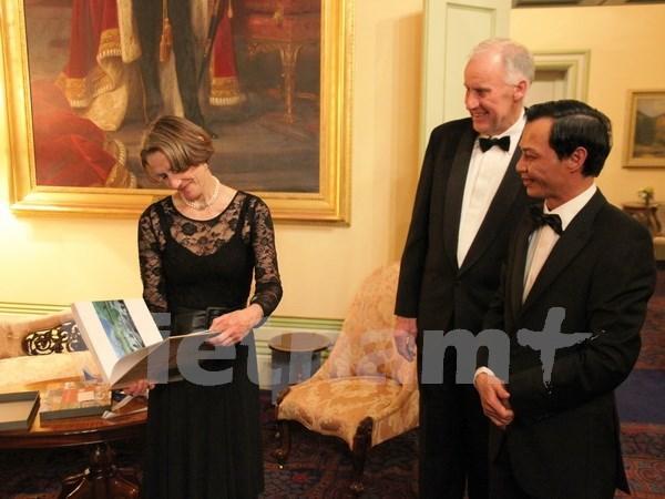 越南与澳大利亚促进贸易合作 hinh anh 1
