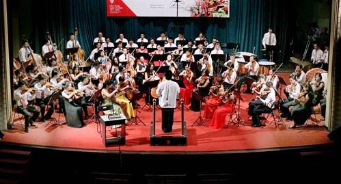 2015年丰田音乐巡演活动河内站开幕 hinh anh 1