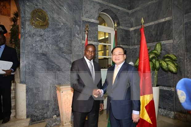 越南与安哥拉加强合作 hinh anh 1