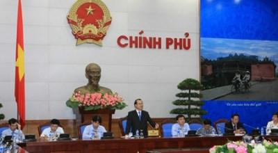 越南政府副总理武文宁会见2015年百名优秀创业年轻企业家 hinh anh 1