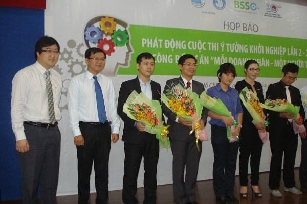 提高越南青年企业家的革新创新意识 hinh anh 1