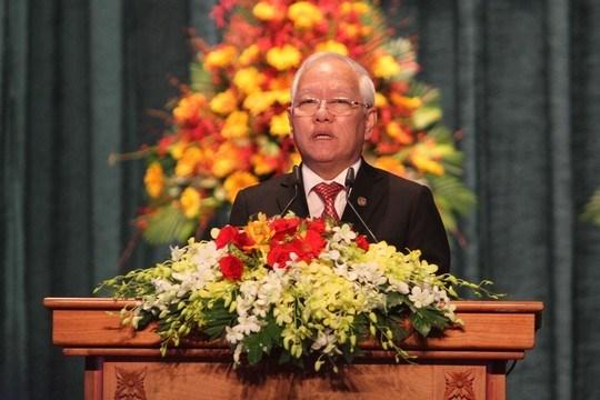 越南加入东盟20周年纪念典礼在胡志明市举行 hinh anh 2