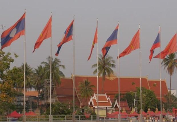 老挝担任2016年东盟轮值主席国一职后将着力维护东盟的团结 hinh anh 1