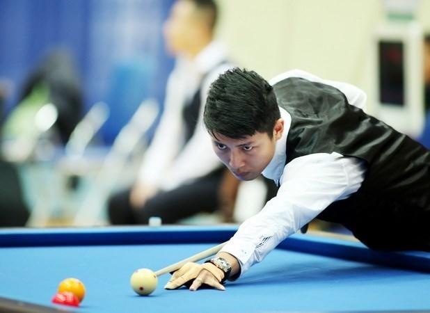 2015年胡志明市世界杯开伦(三球)台球锦标赛预算赛正式开赛 hinh anh 1