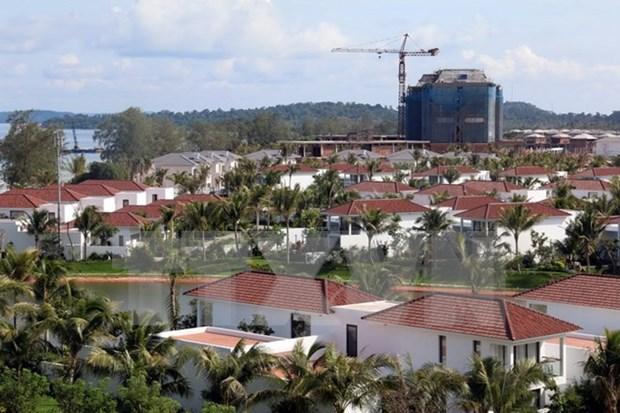 今年前七个月富国岛县吸引投资总额超过66亿美元 hinh anh 1