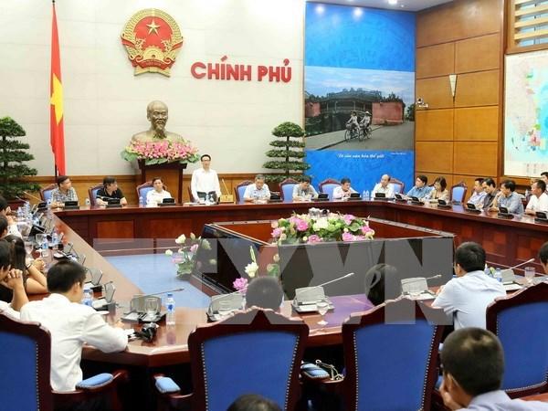 越南政府副总理武德儋:为创业型企业营造良好的发展环境 hinh anh 1