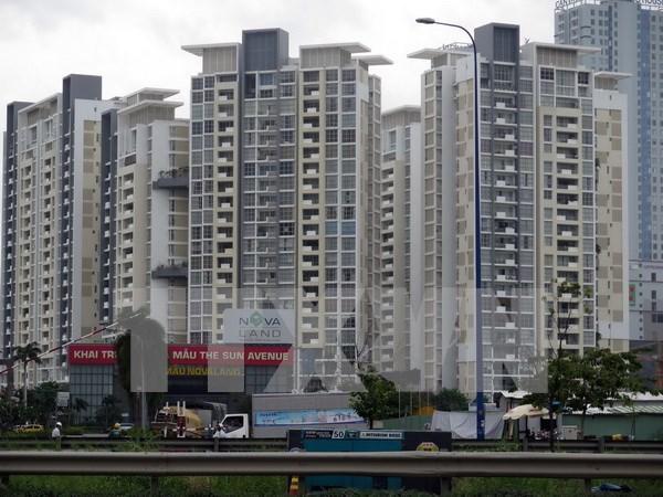 多方面因素支持越南房地产市场复苏 hinh anh 1