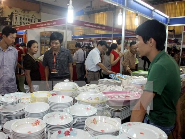 """2015年泰国商品展销会——""""泰国周""""活动拉开序幕 hinh anh 1"""