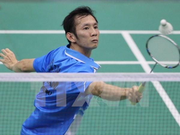 阮进明挺进2015年世界羽毛球锦标赛第三轮比赛 hinh anh 1