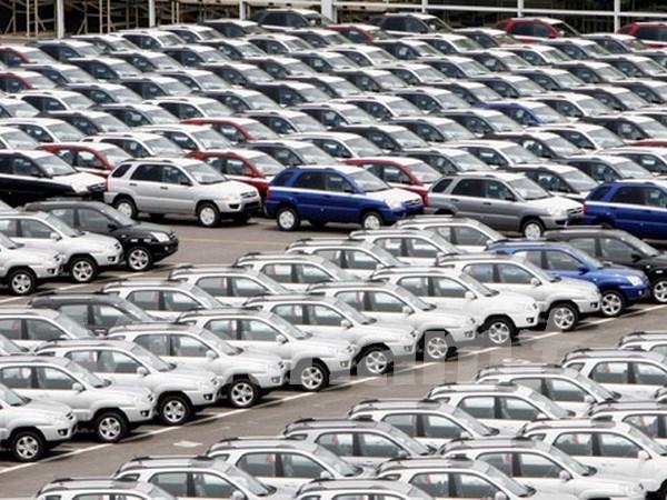 越南进口汽车价格将大幅下降 hinh anh 1